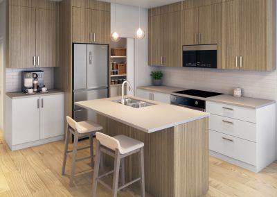 Promontory SC2 Kitchen